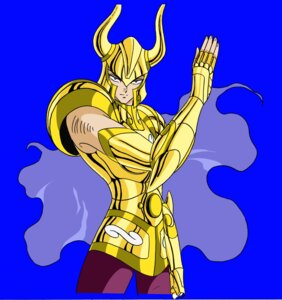 Rating: Safe Score: 2 Tags: capricorn_shura male saint_seiya User: Radioactive