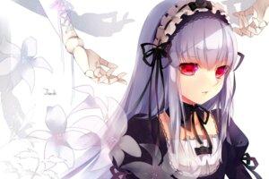 Rating: Safe Score: 35 Tags: gothic_lolita lolita_fashion rozen_maiden suigintou tukino User: Radioactive