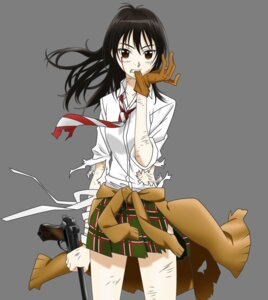 Rating: Safe Score: 19 Tags: bandages blood coppelion gun naruse_ibara seifuku torn_clothes transparent_png vector_trace User: Al_Monterey