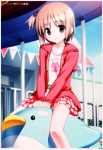 Rating: Safe Score: 37 Tags: hiide nekomiya_nono yotsunoha User: Onpu