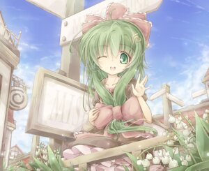 Rating: Safe Score: 26 Tags: kagiyama_hina nanashiu touhou User: hobbito