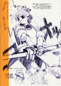Rating: Safe Score: 3 Tags: amaduyu_tatsuki blazer_one gradriel jpeg_artifacts princess_crown sketch User: blooregardo