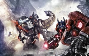 Rating: Safe Score: 11 Tags: cg convoy grimlock gun mecha starscream tagme transformers User: Radioactive