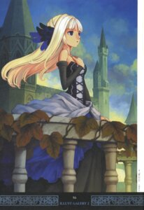 Rating: Safe Score: 28 Tags: dress gwendolyn odin_sphere screening shigatake User: majoria
