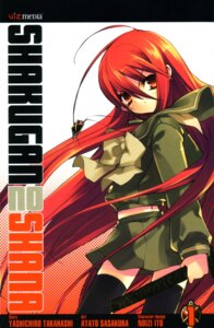 Rating: Safe Score: 3 Tags: sasakura_ayato seifuku shakugan_no_shana shana sword User: Radioactive