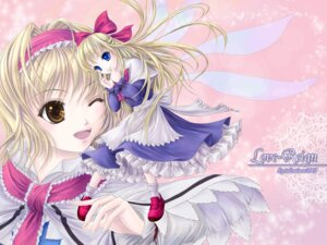 Rating: Safe Score: 8 Tags: alice_margatroid shanghai touhou wallpaper yuki_shuuka User: konstargirl
