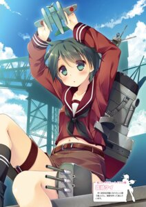 Rating: Safe Score: 29 Tags: garter kantai_collection masaki_kei mogami_(kancolle) User: dandan550