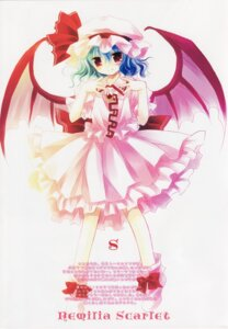 Rating: Safe Score: 11 Tags: chronolog lolita_fashion remilia_scarlet sakurazawa_izumi touhou User: waha