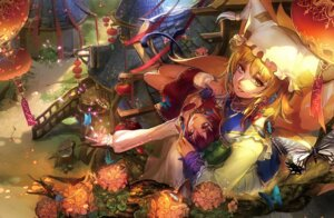 Rating: Safe Score: 27 Tags: chen liduke touhou yakumo_ran User: Mr_GT