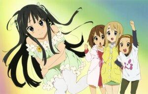 Rating: Safe Score: 22 Tags: akiyama_mio dress hirasawa_yui horiguchi_yukiko jpeg_artifacts k-on! kotobuki_tsumugi pantyhose tainaka_ritsu User: Share