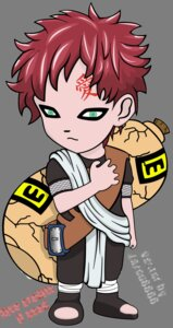 Rating: Safe Score: 5 Tags: chibi gaara male naruto signed transparent_png vector_trace User: Davison