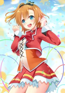 Rating: Safe Score: 49 Tags: karumayu kousaka_honoka love_live! User: Mr_GT