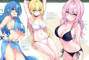 Rating: Questionable Score: 39 Tags: bikini hisen_kaede swimsuits User: kiyoe