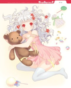 Rating: Safe Score: 20 Tags: boya dress thighhighs User: Nekotsúh