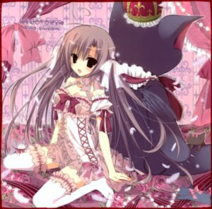 Rating: Safe Score: 29 Tags: inugami_kira necotoxin thighhighs User: WtfCakes