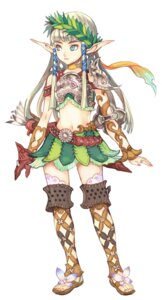 Rating: Safe Score: 11 Tags: avalon_code elf haccan pointy_ears selphy_(avalon_code) thighhighs User: Radioactive