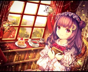 Rating: Safe Score: 33 Tags: chiyu_(kumataro0x0) patchouli_knowledge touhou User: Mr_GT