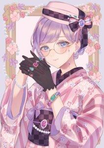 Rating: Safe Score: 23 Tags: anoa kimono megane User: Mr_GT