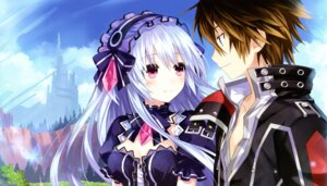 Rating: Safe Score: 59 Tags: cleavage dress fairy_fencer_f fang_(fairy_fencer_f) game_cg gothic_lolita jpeg_artifacts lolita_fashion tiara_(fairy_fencer_f) tsunako User: MurakumoJP