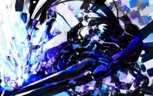 Rating: Safe Score: 15 Tags: black_rock_shooter black_rock_shooter_(character) gun tone_g vocaloid wallpaper User: cattypkung
