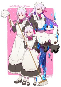 Rating: Safe Score: 22 Tags: fate/grand_order kama_(fate/grand_order) maid redrop torn_clothes User: Mr_GT
