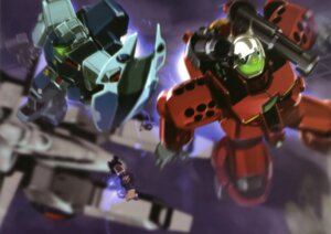 Rating: Safe Score: 3 Tags: guncannon gundam gundam_0080 mecha rgm-79_gm User: Radioactive