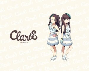 Rating: Safe Score: 13 Tags: alice_(claris) clara claris dress kanzaki_hiro wallpaper User: claris