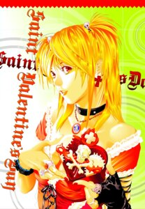 Rating: Safe Score: 7 Tags: amane_misa death_note vector_trace User: Radioactive