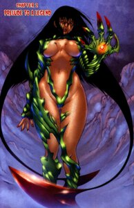 Rating: Questionable Score: 4 Tags: cleavage screening sumita_kazasa witchblade witchblade_takeru User: Davison