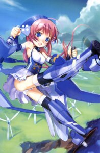 Rating: Questionable Score: 11 Tags: fixme mecha_musume pantsu tagme User: Wraith