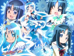 Rating: Safe Score: 0 Tags: edamame heartcatch_pretty_cure! kurumi_erika pretty_cure User: Radioactive