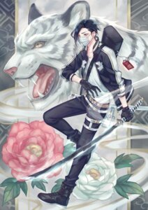 Rating: Safe Score: 7 Tags: male sword zoff_(daria) User: charunetra