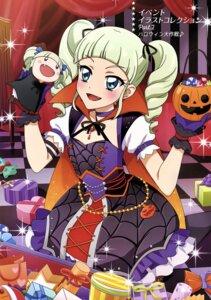 Rating: Questionable Score: 4 Tags: aikatsu! dress halloween tagme User: Radioactive
