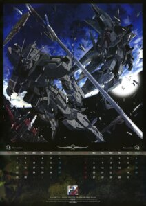 Rating: Safe Score: 11 Tags: aegis_gundam calendar gundam gundam_seed mecha shigeta_satoshi strike_gundam sword User: Aurelia