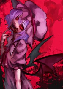 Rating: Questionable Score: 16 Tags: blood guro john_dee remilia_scarlet touhou wings User: Mr_GT