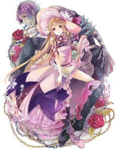 Rating: Safe Score: 13 Tags: air_gear dress jpeg_artifacts shalott sk trap User: Nekotsúh