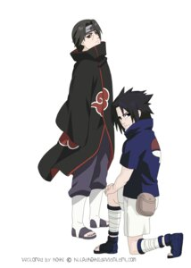 Rating: Safe Score: 6 Tags: naruto signed uchiha_itachi uchiha_sasuke vector_trace User: Davison