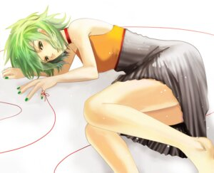 Rating: Safe Score: 12 Tags: bokuto dress gumi vocaloid User: pyoli