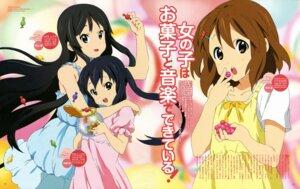 Rating: Safe Score: 30 Tags: akiyama_mio hirasawa_yui itou_yuuichi k-on! nakano_azusa User: hyde333
