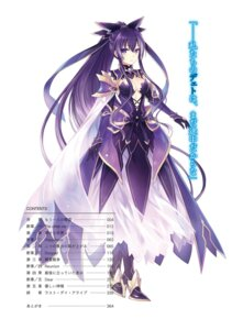 Rating: Safe Score: 23 Tags: armor cleavage date_a_live heels index_page no_bra tsunako yatogami_tooka User: kiyoe
