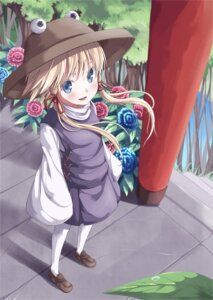 Rating: Safe Score: 14 Tags: gurasion moriya_suwako touhou User: Mr_GT