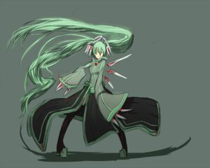 Rating: Safe Score: 22 Tags: hatsune_miku shirogane_usagi vocaloid User: Rhekshi-Ehki