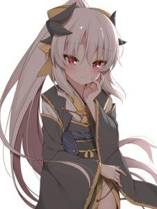 Rating: Questionable Score: 36 Tags: fate/grand_order horns japanese_clothes kamu_(geeenius) kiyohime_(fate/grand_order) nopan User: yanis