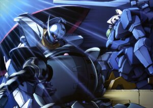 Rating: Safe Score: 6 Tags: abe_shingo gundam mecha system_turn_a-99_turn_a_gundam turn_a_gundam weapon User: drop
