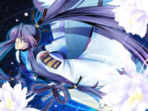 Rating: Safe Score: 8 Tags: child-box headphones kamui_gakupo male sword vocaloid User: charunetra