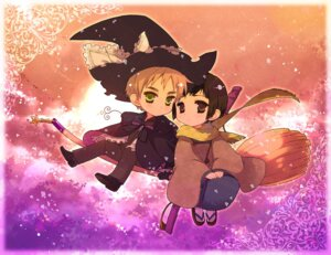 Rating: Safe Score: 3 Tags: chibi cosplay hetalia_axis_powers japan kabu_(pixiv) male united_kingdom User: Radioactive