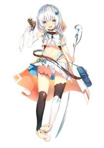 Rating: Questionable Score: 44 Tags: feet garter kawaikereba_hentai_demo_suki_ni_natte_kuremasu_ka? ootori_koharu pantsu skirt_lift sune_(mugendai) thighhighs weapon User: edogawaconan