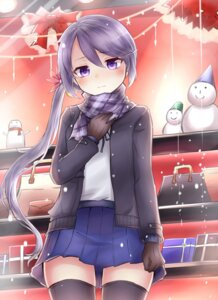 Rating: Safe Score: 40 Tags: akebono_(kancolle) kantai_collection neit_ni_sei seifuku thighhighs User: Mr_GT
