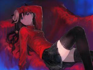 Rating: Safe Score: 63 Tags: bob fate/stay_night thighhighs toosaka_rin User: KazukiNanako