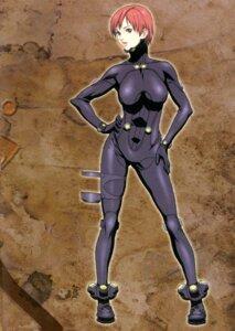 Rating: Safe Score: 9 Tags: bodysuit gantz kishimoto_kei oku_hiroya User: Werewolverine4